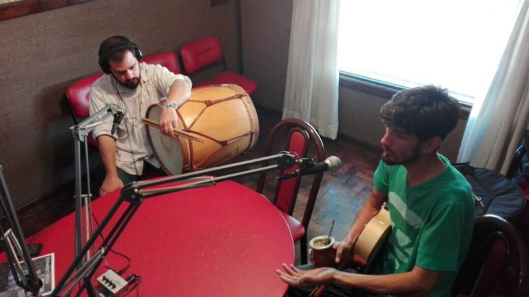 """Grerardo Viola presenta """"Raíces"""" en el Trinidad Guevara"""