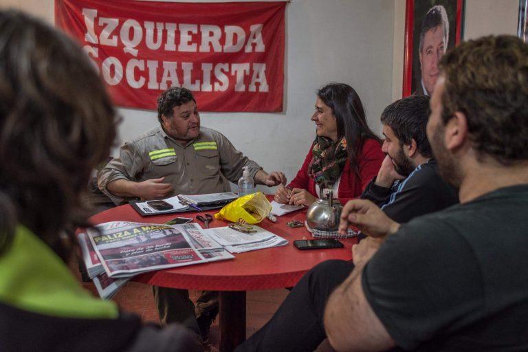 """Ante lo urgente: """"Un plan económico alternativo al calor de la organización"""""""
