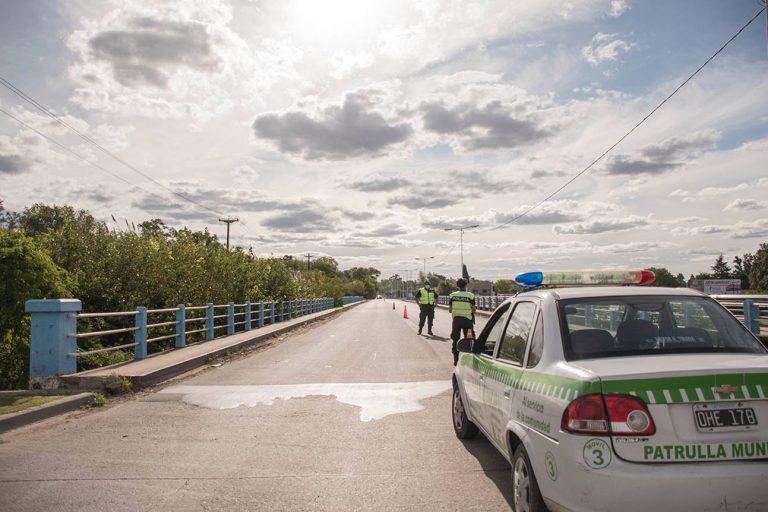 ¿Cómo varió la movilidad en Luján durante el aislamiento?