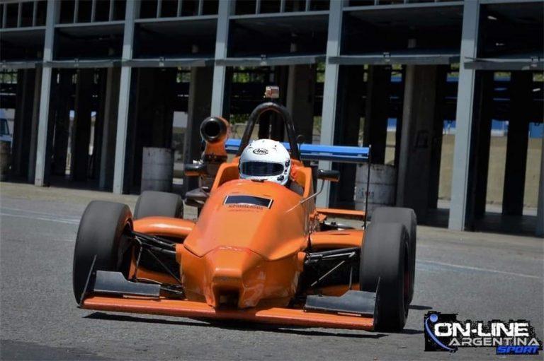 Made in Luján: Pancho Andrada tiene nuevo equipo en la Fórmula 4